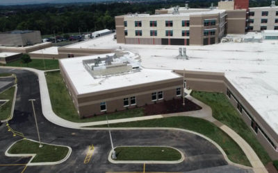 How a Maryland Hospital Built a 12,560-sf Addition in 4 Months